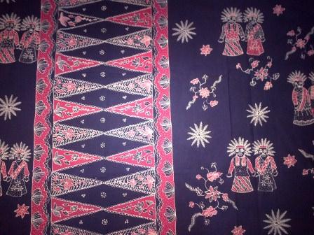 Mengenal Batik Seraci Produksi Warga Bekasi