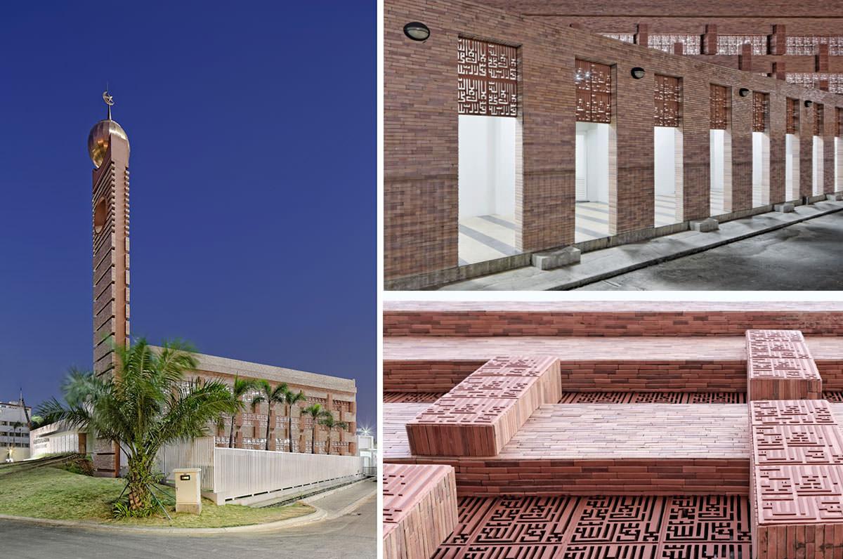 3 Masjid Berarsitektur Unik ala Luar Negeri di Bekasi