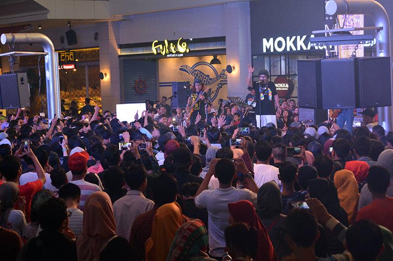 Hari Musik Nasional, Trax FM Undang Band Lokal ke Bekasi