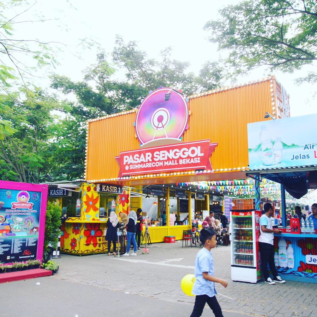 Pasar Senggol 2019