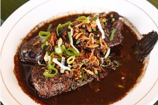 Sejarah Hidangan Gabus Pucung