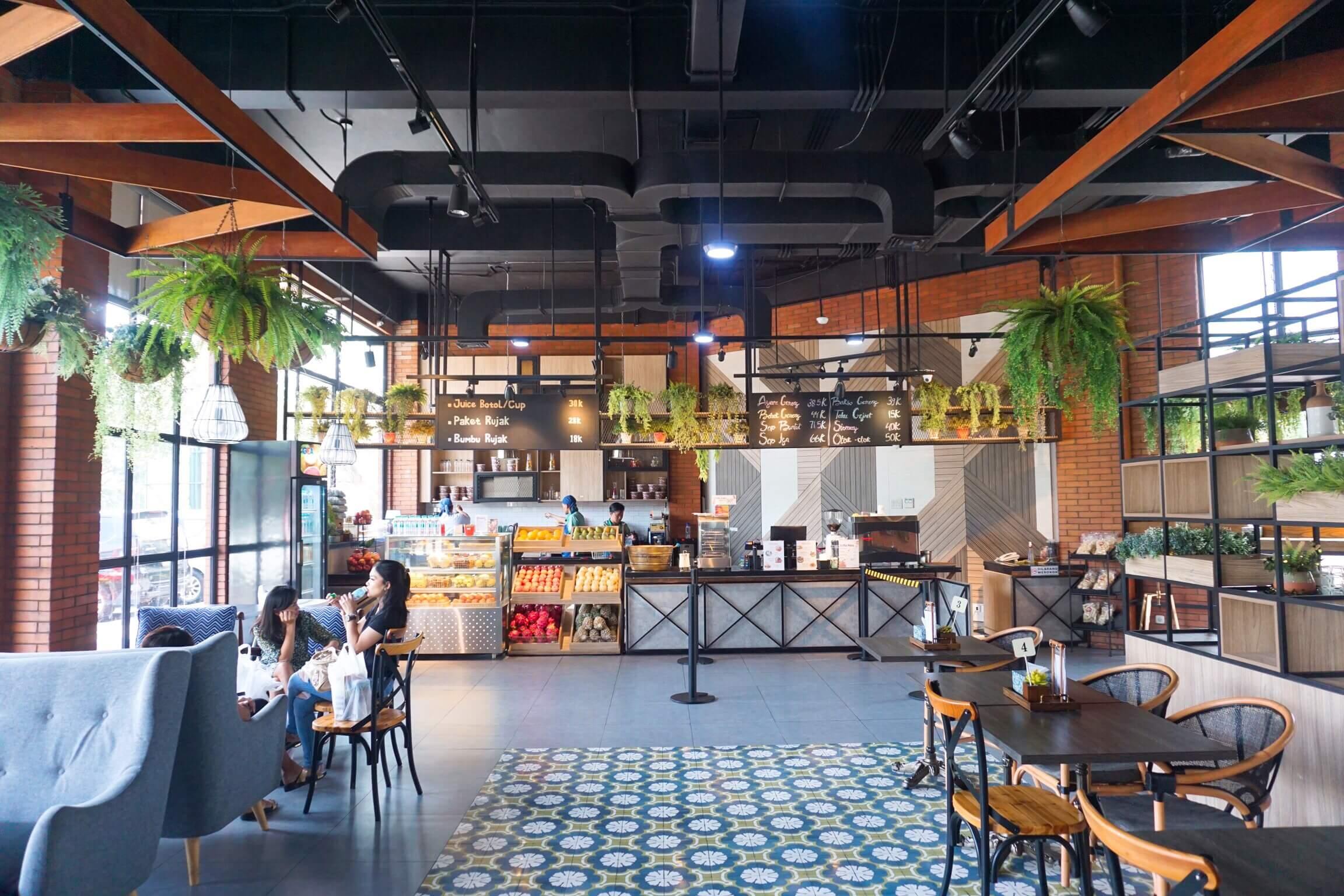 Vitamin+ Cafe Total Buah Summarecon Bekasi