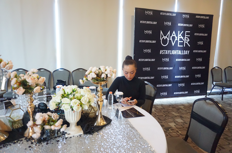 Make Over MUA & Influencer Gathering Bekasi – Powerstay Series Launching