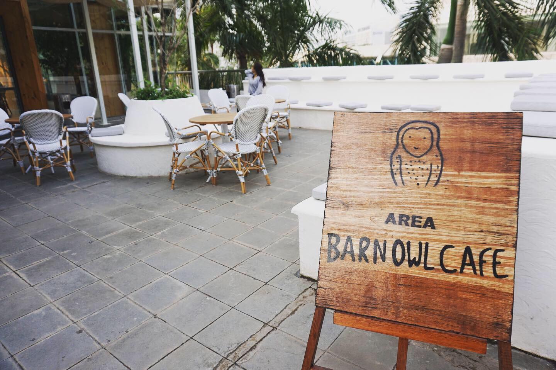 Owl Cafe Pertama di Bekasi