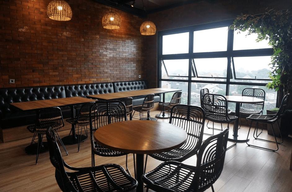 Restaurant Lantai 2